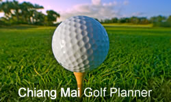 Chiang Mai Golf Holiday Planner