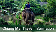 Chiang Mai Golf Travel Information